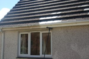 Having your gutters and fascias cleaned can make a massive difference to the appearance of your home